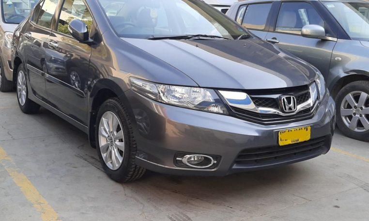 Honda City aspire Automatic model 2018