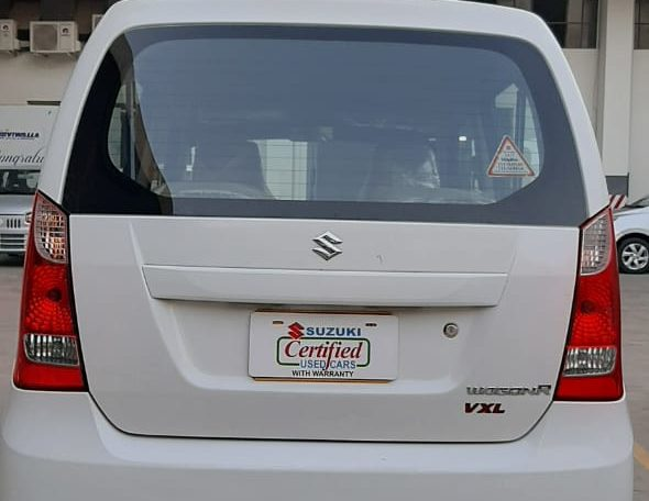 Suzuki wagonr vxl Model 2017