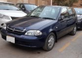 Suzuki cultus vxr Model 2012