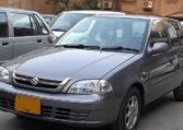 Suzuki Cultus limited edition