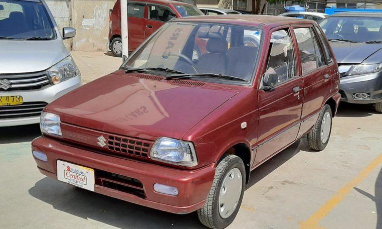 Suzuki Mehran VXR