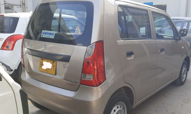 Suzuki Wagonr vxr