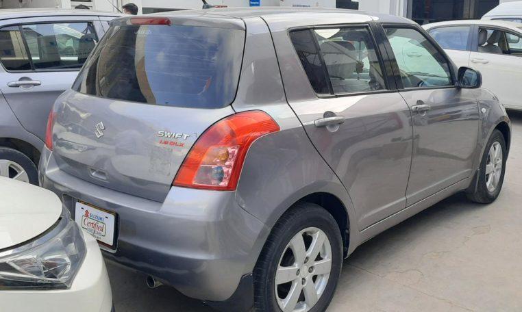 Suzuki Swift DLX 2016